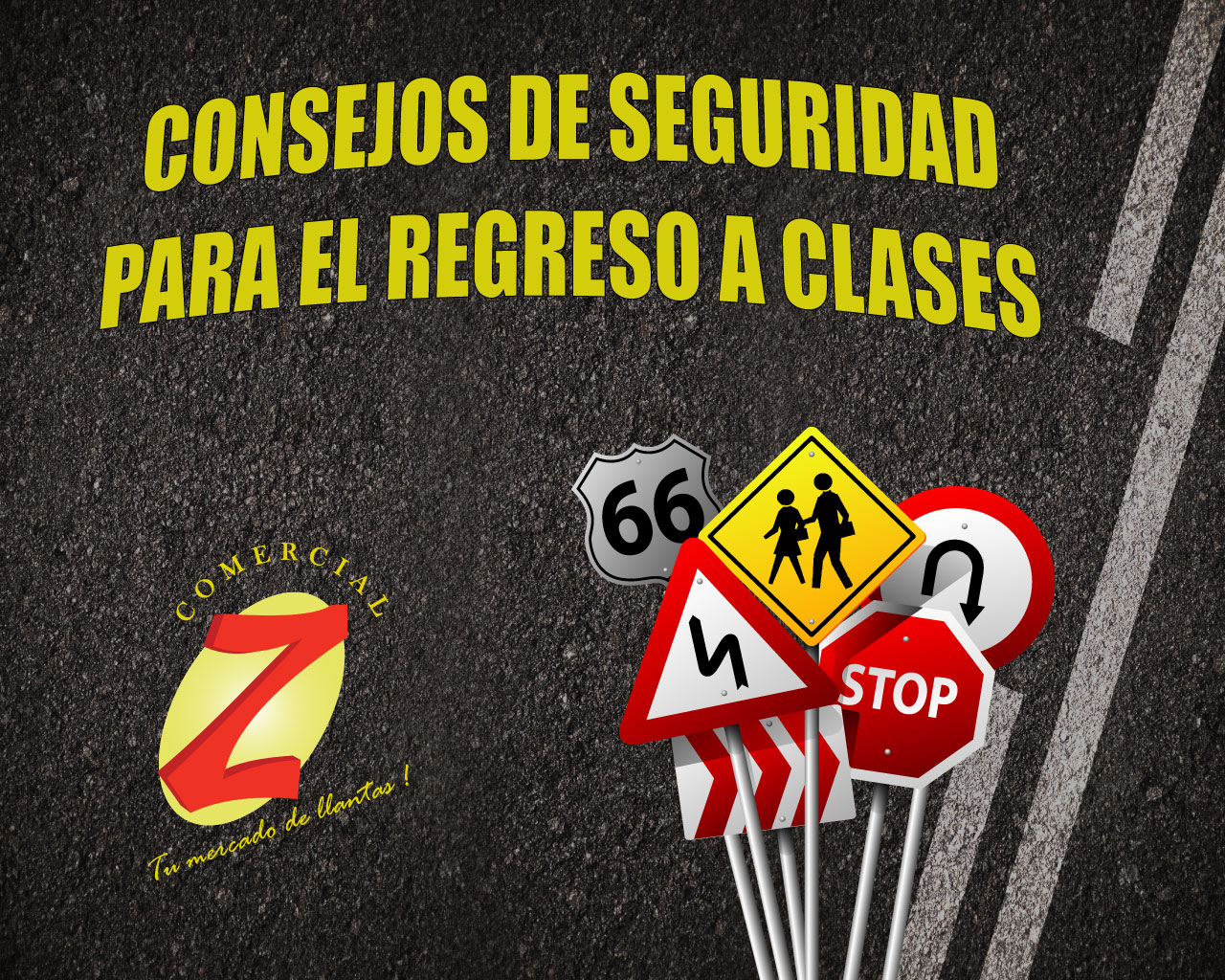 Consejos de seguridad vehicular