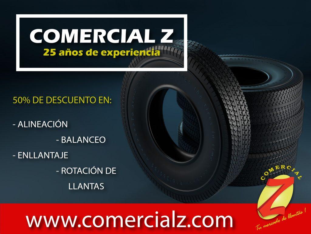 COMERCIAL Z_25