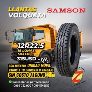 Llantas Samson