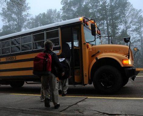 Seguridad en el autobús